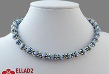 Unusual shaped beads
