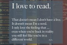 Quotes about reading / by Kindle Boards