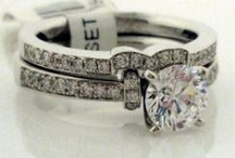 Engagement & Wedding / Engagement and wedding bands, rings, jewelry, men and women.