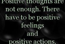 Positivity training / by Brianna Runk