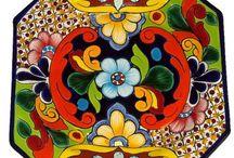 Talavera y Azulejos