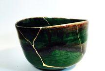 pasta de cerâmica