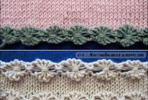 Knitting and Crochet Techniques