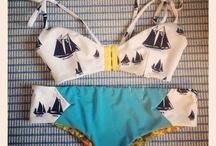Bikinis 'n' swimsuits