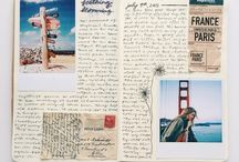 journal ideas /travel, life, art