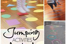 active play, games