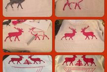 Ugly Christmas Sweaters / by Julie Anderson