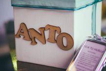 Anto's Sweet Fifteen