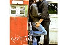 Save the Date photos / Ideas for photoshoots