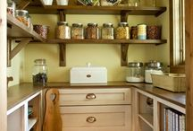 Pantry redesign ideas