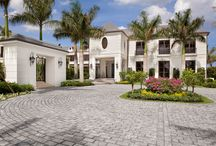 Timeless Elegance — Oceanfront Estate in Manalapan, Florida / This Palm Beach-style oceanfront estate was constructed in Manalapan, Florida in 2013 by Mark Timothy, Inc. and has been sold. | http://www.marktimothy.com/ | #LuxuryHomes #LuxuryHomeBuilder #Mansions #Oceanfront #Manalapan #PalmBeach #MarkTimothy