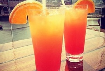 """Summertime drinks / """"I'll take it as long as it's cold!"""" Having a tasty drink is one of the best parts of summer."""