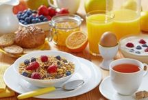 Healthy Breakfasts / Don't let Busy Morning Take away your Healthy Breakfast.