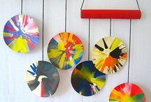 Hanging crafts