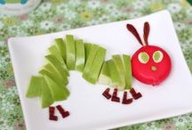 Easy and Creative Snacks for Kids / For the little picky eaters!