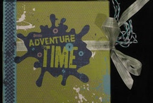 My Blog posts / Card and Scrapbooking classes along with altered art and 3D projects.