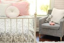 HOME :: Big Girl Room Inspiration