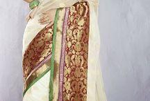 cute sarees