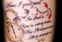 Tattoo's ✏