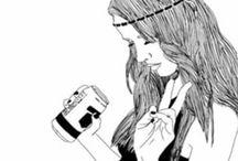Dibujos / Mujeres