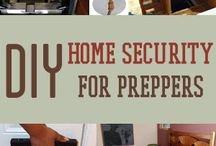 Prepper Home Security / How to have security pins are welcome. If you pin to this board, we may move it. It will be moved to the specific subject of your pin or deleted if it is a duplicate or advertising. This board is a group board on which the community is welcome to pin. You can request the specific boards we have moved your pin and we will send it to you and we both can pin according to our common interest.  Only family friendly pins & no political, pornography, or religion pins.