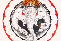 Elephant pineapple / Elephant pineapple