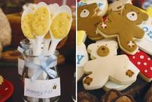Teddy Bear Party Food Ideas