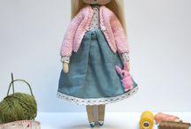 Куколки Happy Dollz / Куколки ручной работы от Happy Dollz