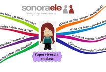 clase de español / Fotos para mis clases de español