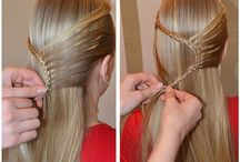 Beautiful braids and hairstyles