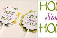 Housewarming / by Melissa Cruz-Campbell