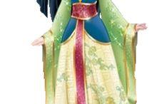 Fiesta de Mulan