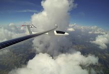 Sunseeker Duo - First Cross Country Flight / The best pictures of the first cross country flight with the Sunseeker Duo, on the June 19, 2014.
