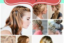 Hair ideas / by Stacey Anderson