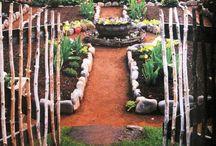 Pottager Garden / Garden planning ideas...