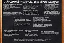 Health SMOoTH it Up / Healthy smoothiez / by Tanya McConnell