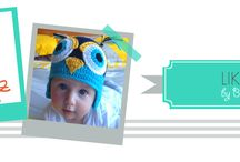 Kid Lidz / Gorgeous crochet accessories for kids! www.kidlidz.co.nz