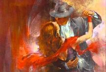 Lovely Tango Music / Instrumental tango music for tango lovers and other to play.