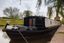 Bows / Canal Boat Bow Designs and Paintwork