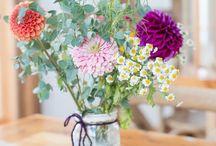 Valley View Farm Wedding Romance flowers / Valley View Farm rustic elegant barn Wedding