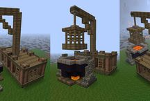 minecraft thingys