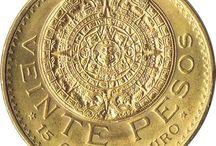 Monete Oro- Dal Mondo