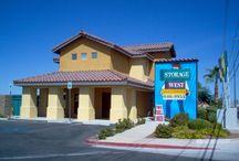 Craig Rd. / Storage West Self Storage Craig Rd is a self-storage facility in North Las Vegas, Nevada.  480 West Craig Road North Las Vegas, NV 89032 702-646-9955