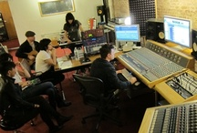 In The Studio / Canadian musicians, groups, singers, producers in the studio
