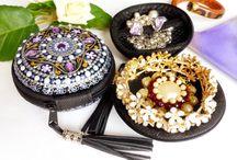 Jewelry box / jewelry case / jewelry pouch / Travel jewelry organizer / Jewelry gift / Jewelry bag / Jewelry box / jewelry case / jewelry pouch / Travel jewelry organizer / Jewelry gift / Jewelry bag