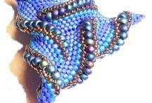 triangle perles