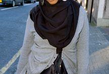 Unique Hijab Styles