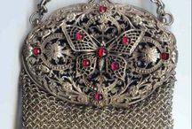 Chatelaine purse