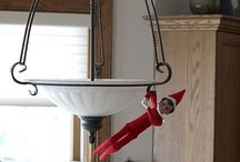 My Life - Elf on a Shelf Ideas / Elf on a Shelf ideas to set up for the kiddos! / by Winnipeg Girl