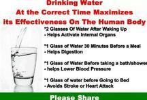 Healthy ways of living